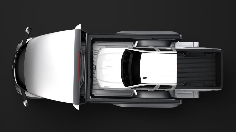 tesla pickup 2020 3d model 3ds max fbx c4d lwo ma mb hrc xsi obj 315404