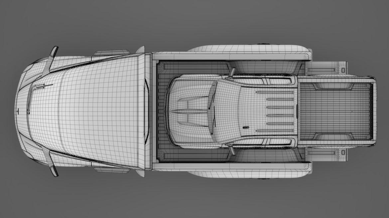tesla pickup 2020 3d model 3ds max fbx c4d lwo ma mb hrc xsi obj 315415