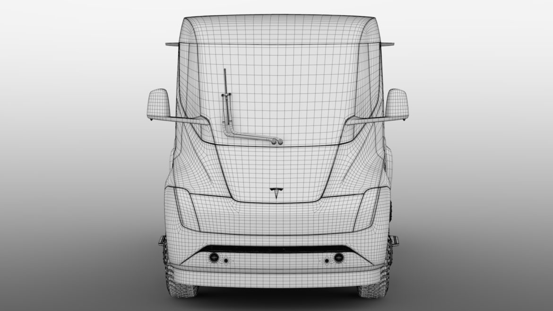 tesla pickup 2020 3d model 3ds max fbx c4d lwo ma mb hrc xsi obj 315418