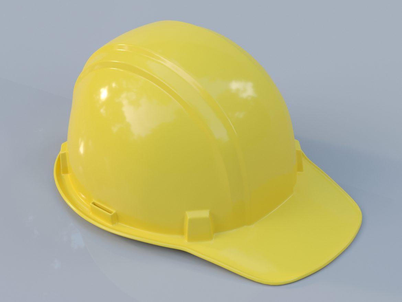 safety helmet 3d model max fbx c4d lxo  obj 317240