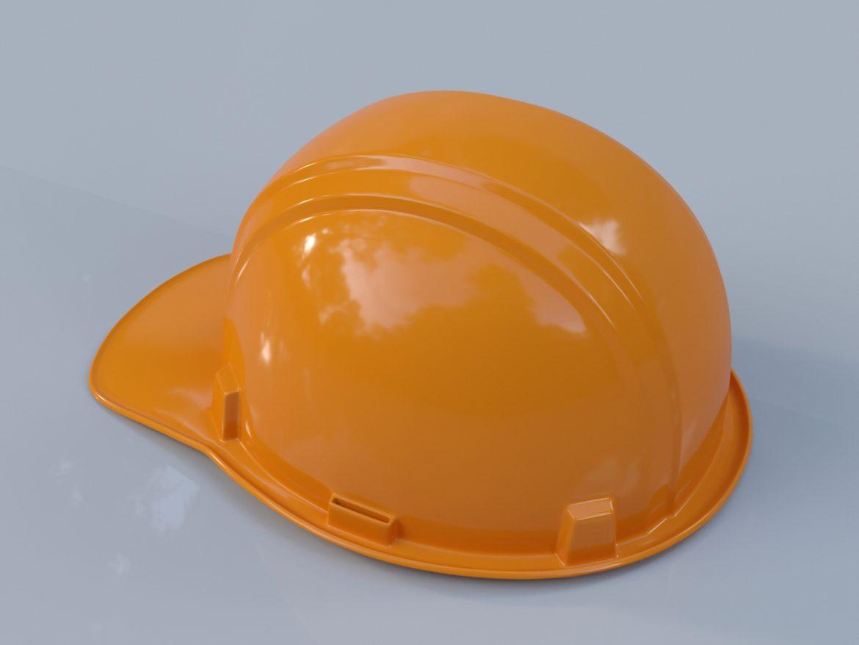 safety helmet 3d model max fbx c4d lxo  obj 317246
