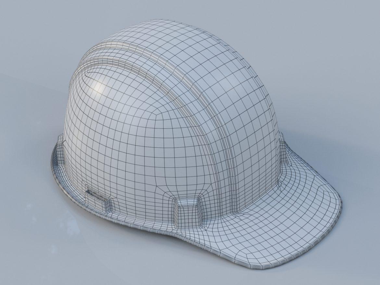 safety helmet 3d model max fbx c4d lxo  obj 317249