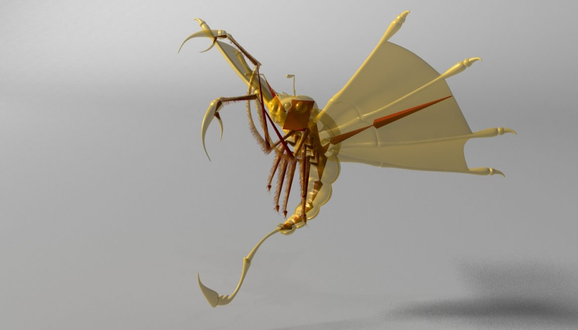 "Low poly of a fantastic Flying scorpion rigged. In 3D Studio Max version (native file) : —————————————————— the model is rigged (head,spine,legs, armsn claws). – the main scene comes with Mental Ray materials, – A second scene comes with standard materials (Black bagground) The model is finely skined, the mesh is clean and Quad topology,… <a class=""continue"" href=""https://www.flatpyramid.com/3d-models/animals-3d-models/insect/flying-scorpion-rigged-2/"">Continue Reading<span> Flying scorpion Rigged</span></a> <a class=""continue"" href=""https://www.flatpyramid.com/3d-models/animals-3d-models/insect/flying-scorpion-rigged-2/"">Continue Reading<span> Flying scorpion Rigged</span></a>"