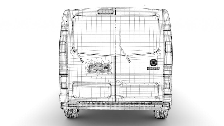 fiat talento minibus 2019 3d model 3ds fbx c4d lwo ma mb hrc xsi obj 317760