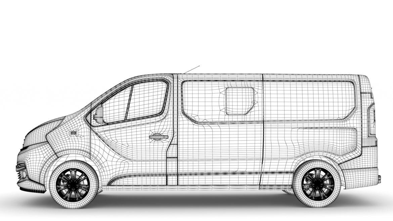 fiat talento minibus lwb 2019 3d model 3ds fbx c4d lwo ma mb hrc xsi obj 317788