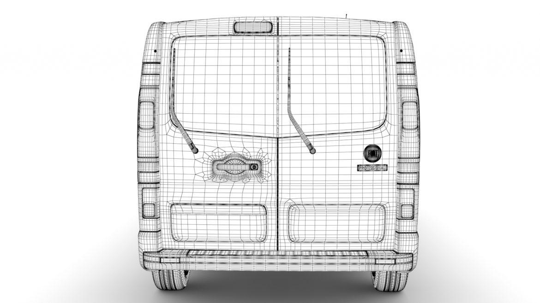 fiat talento minibus lwb 2019 3d model 3ds fbx c4d lwo ma mb hrc xsi obj 317790
