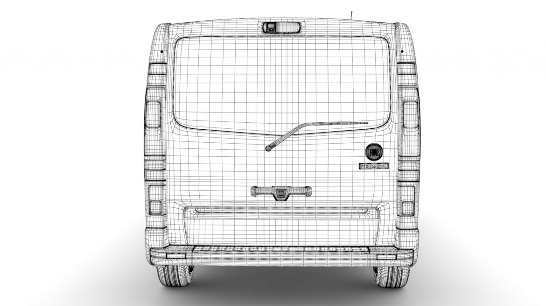 fiat talento minibus spaceclass 2019 3d model 3ds fbx c4d lwo ma mb hrc xsi obj 317820
