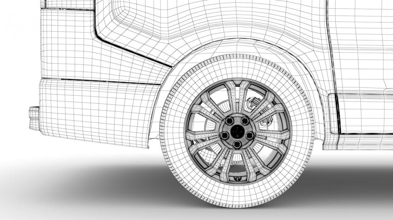 fiat talento minibus spaceclass 2019 3d model 3ds fbx c4d lwo ma mb hrc xsi obj 317822