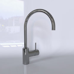 kitchen faucet kludi bozz 3d model max 318101