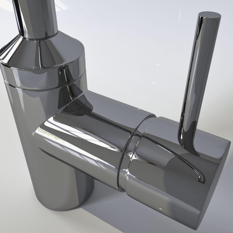 kitchen faucet kludi bozz 3d model max 318103