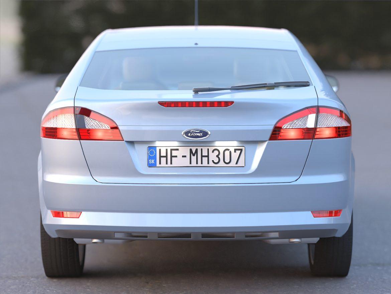 mondeo liftback 2009 3d model 3ds max fbx c4d dae obj 318373