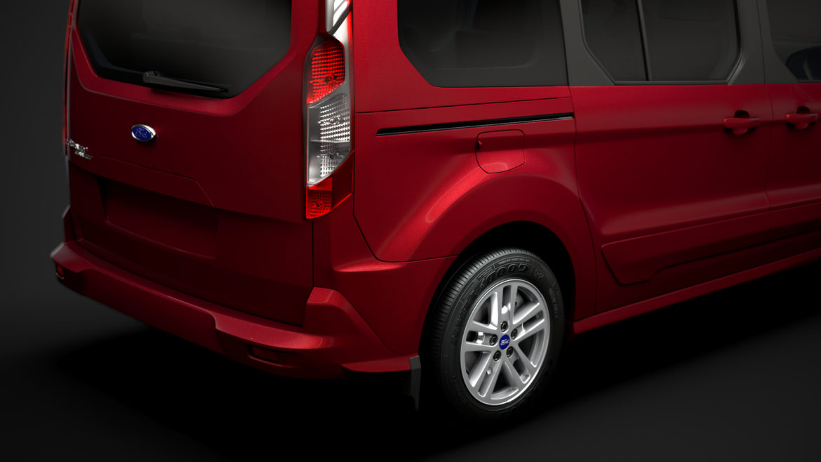 ford grand tourneo connect 2020 3d model 3dm 3ds c4d fbx lwo lw lws max obj ma mb hrc xsi ma mb 318464