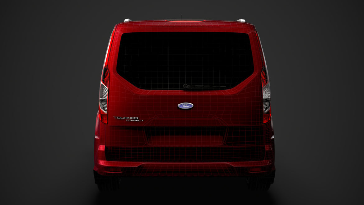 ford grand tourneo connect 2020 3d model 3dm 3ds c4d fbx lwo lw lws max obj ma mb hrc xsi ma mb 318497