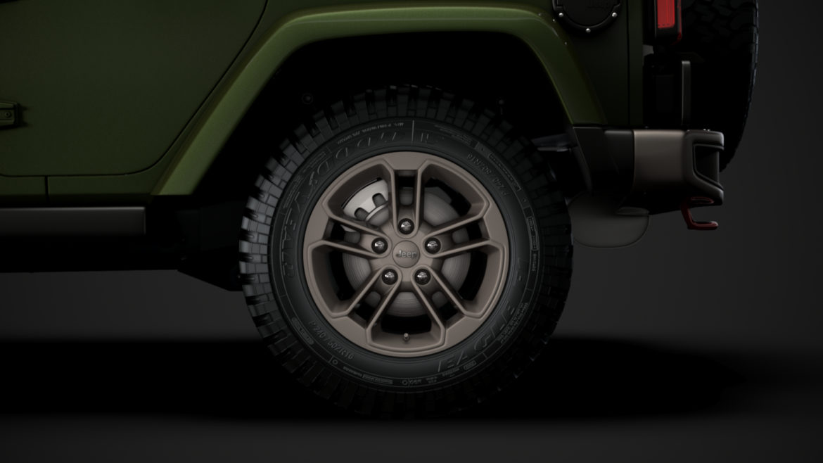 jeep wrangler unlimited 75th anniversary jk 2018 3d model 3ds c4d lwo ma mb 3dm hrc xsi obj 318580