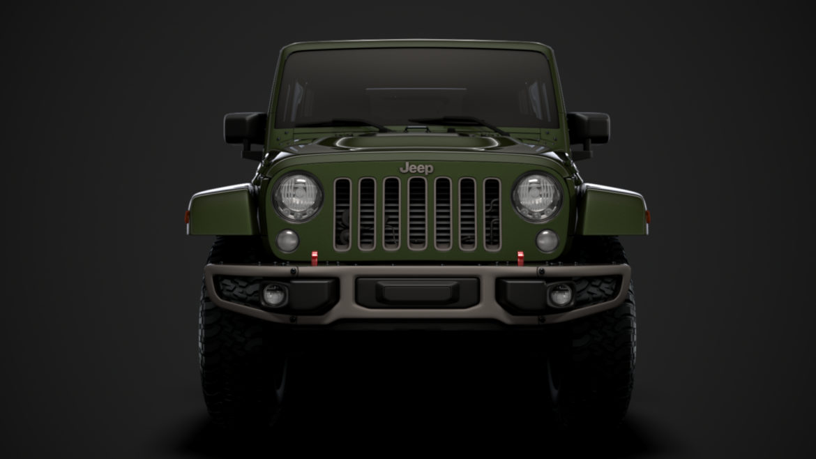jeep wrangler unlimited 75th anniversary jk 2018 3d model 3ds c4d lwo ma mb 3dm hrc xsi obj 318582