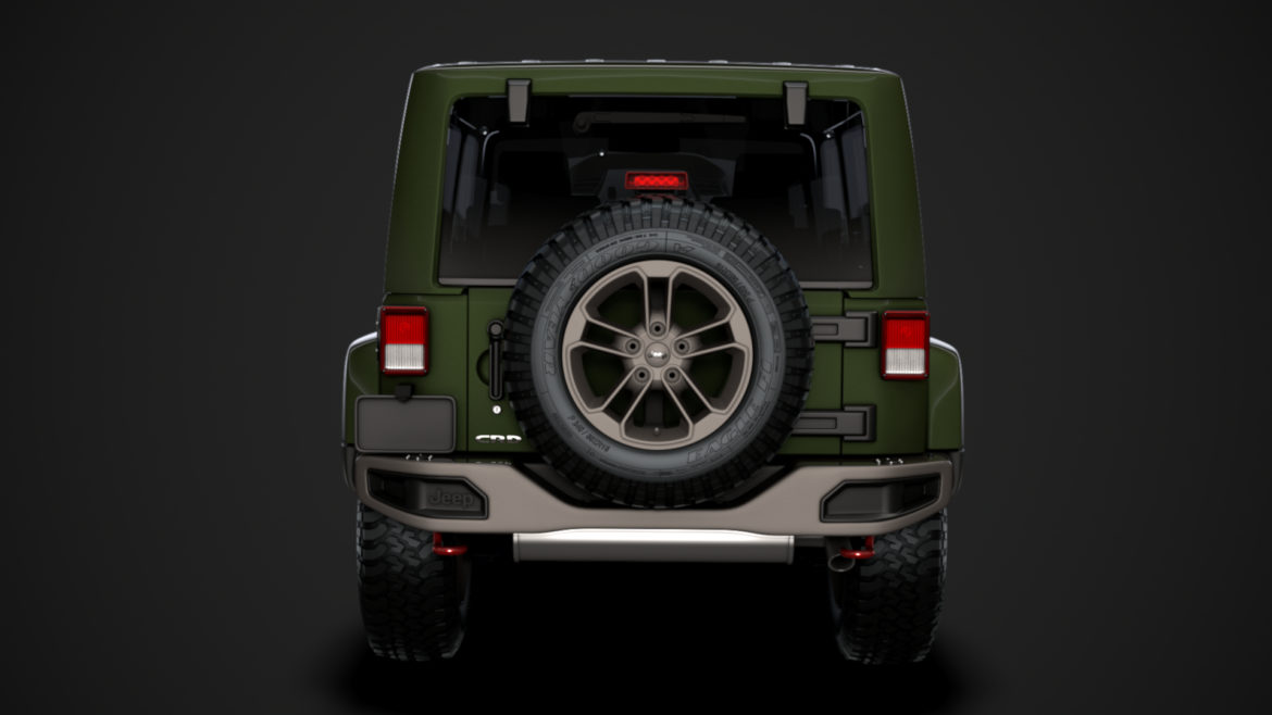 jeep wrangler unlimited 75th anniversary jk 2018 3d model 3ds c4d lwo ma mb 3dm hrc xsi obj 318583