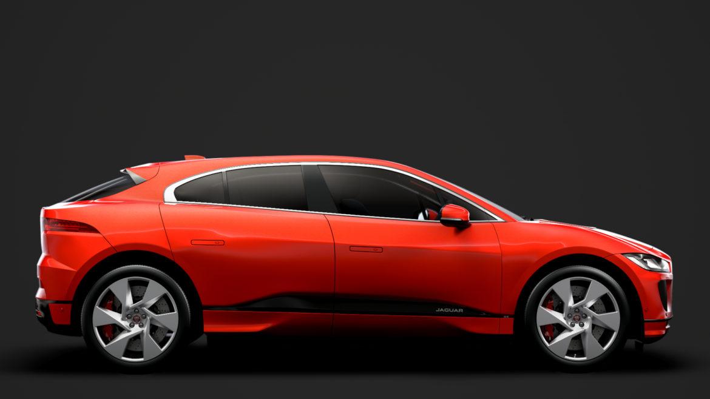 jaguar i pace ev400 adw se 2019 3d model 3ds max fbx c4d lwo ma mb 3dm hrc xsi obj 319817