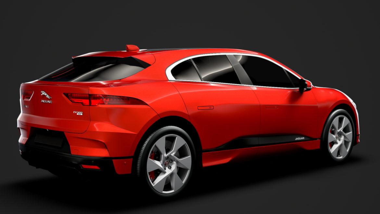 jaguar i pace ev400 adw se 2019 3d model 3ds max fbx c4d lwo ma mb 3dm hrc xsi obj 319818