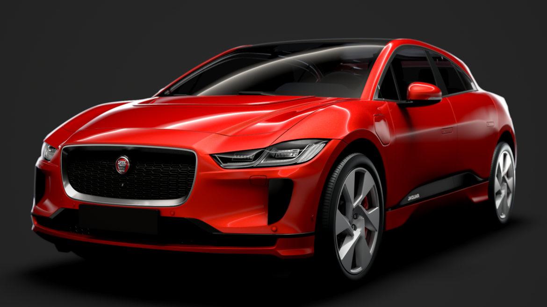 jaguar i pace ev400 adw se 2019 3d model 3ds max fbx c4d lwo ma mb 3dm hrc xsi obj 319826