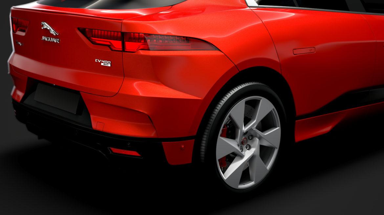jaguar i pace ev400 adw se 2019 3d model 3ds max fbx c4d lwo ma mb 3dm hrc xsi obj 319828