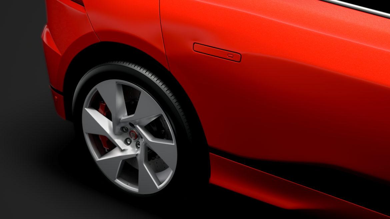 jaguar i pace ev400 adw se 2019 3d model 3ds max fbx c4d lwo ma mb 3dm hrc xsi obj 319829