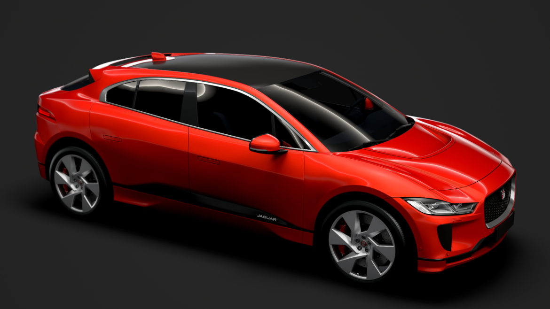 jaguar i pace ev400 adw se 2019 3d model 3ds max fbx c4d lwo ma mb 3dm hrc xsi obj 319830