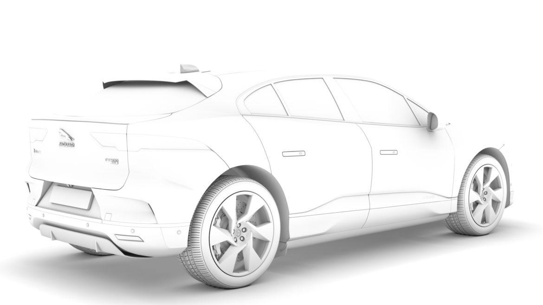 jaguar i pace ev400 adw se 2019 3d model 3ds max fbx c4d lwo ma mb 3dm hrc xsi obj 319834
