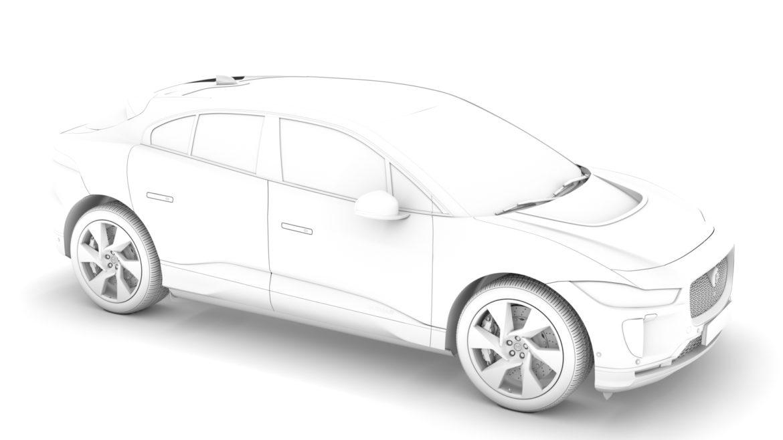 jaguar i pace ev400 adw se 2019 3d model 3ds max fbx c4d lwo ma mb 3dm hrc xsi obj 319844
