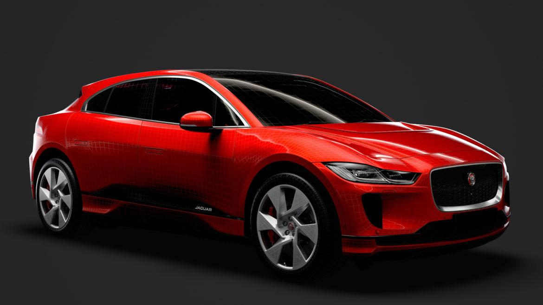 jaguar i pace ev400 adw se 2019 3d model 3ds max fbx c4d lwo ma mb 3dm hrc xsi obj 319848