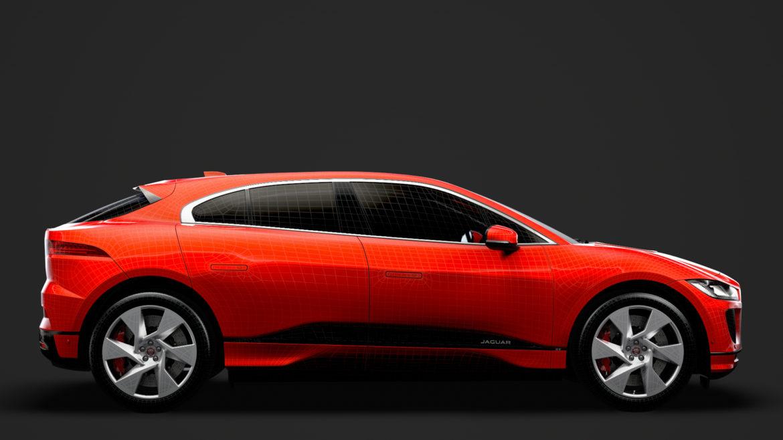 jaguar i pace ev400 adw se 2019 3d model 3ds max fbx c4d lwo ma mb 3dm hrc xsi obj 319849