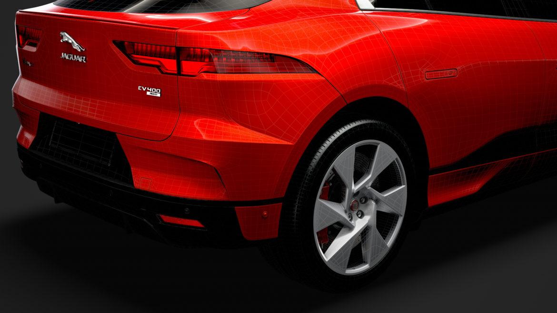 jaguar i pace ev400 adw se 2019 3d model 3ds max fbx c4d lwo ma mb 3dm hrc xsi obj 319858