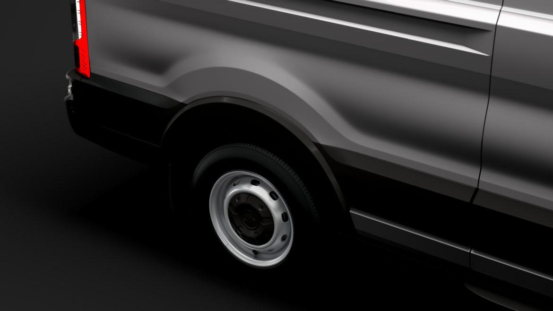 ford transit van 350 l3h2 leader 2020 3d model 3ds max fbx c4d lwo ma mb 3dm hrc xsi obj 319892