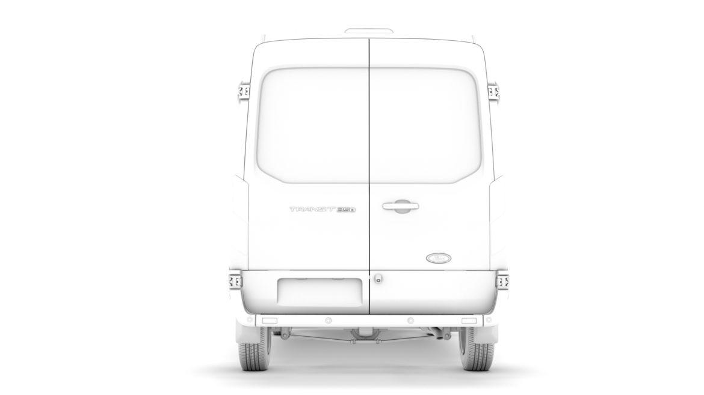 ford transit van 350 l3h2 leader 2020 3d model 3ds max fbx c4d lwo ma mb 3dm hrc xsi obj 319908