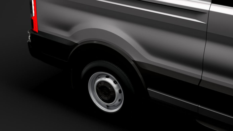 ford transit van 350 l3h2 leader dciv 2020 3d model 3ds max fbx c4d lwo ma mb 3dm hrc xsi obj 319949