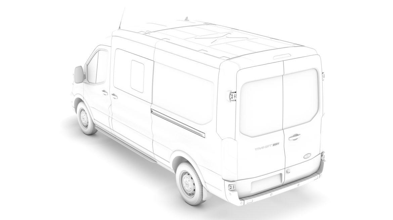 ford transit van 350 l3h2 leader dciv 2020 3d model 3ds max fbx c4d lwo ma mb 3dm hrc xsi obj 319955
