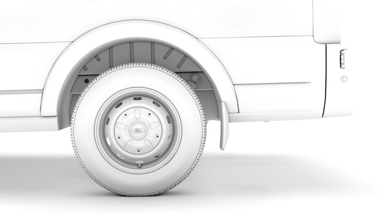 ford transit van 350 l3h2 leader dciv 2020 3d model 3ds max fbx c4d lwo ma mb 3dm hrc xsi obj 319959