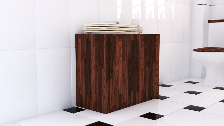 bathroom interior 1 3d model 3ds max fbx obj 320045