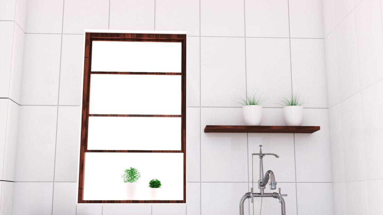 bathroom interior 1 3d model 3ds max fbx obj 320051