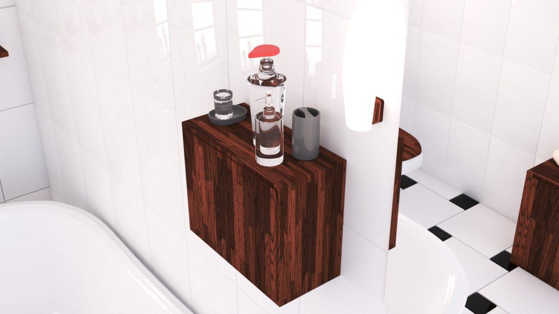 bathroom interior 1 3d model 3ds max fbx obj 320053