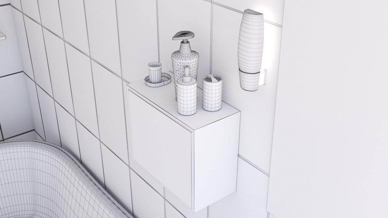 bathroom interior 1 3d model 3ds max fbx obj 320062