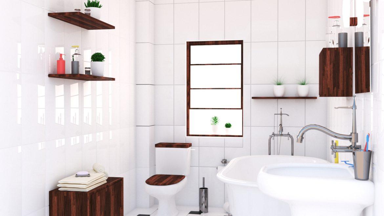 bathroom interior 1 3d model 3ds max fbx obj 320065