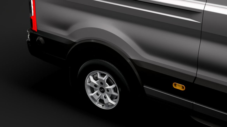ford transit van 350 l3h2 limited 2020 3d model 3ds max fbx c4d lwo ma mb 3dm hrc xsi obj 320164