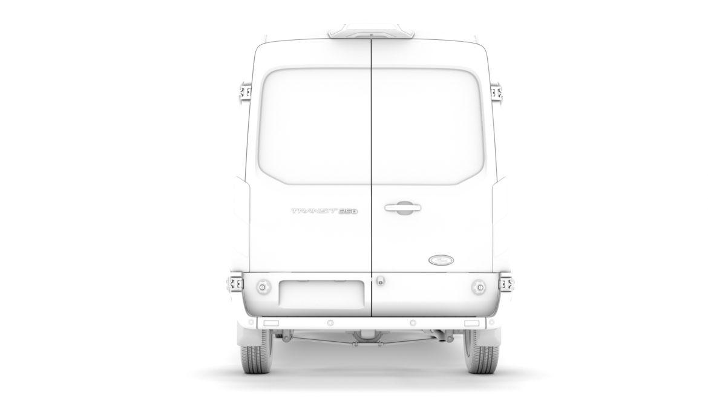 ford transit van 350 l3h2 limited 2020 3d model 3ds max fbx c4d lwo ma mb 3dm hrc xsi obj 320180