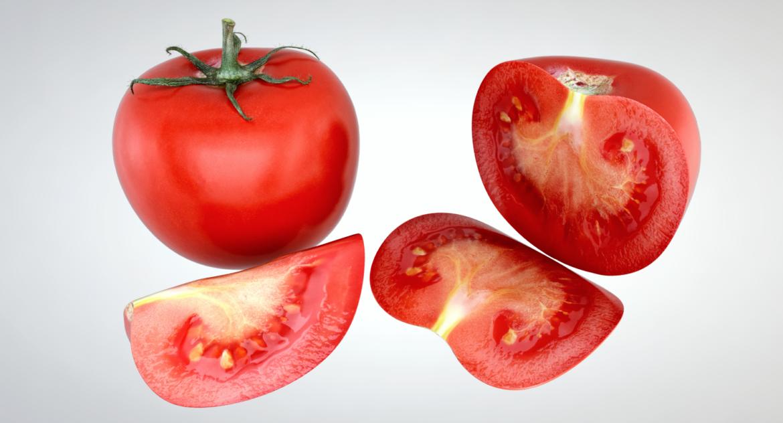 tomato 3d model max lwo obj 320405
