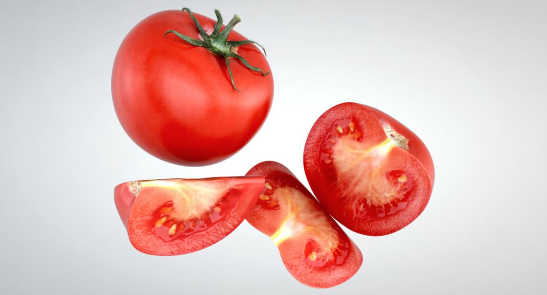 tomato 3d model max lwo obj 320407