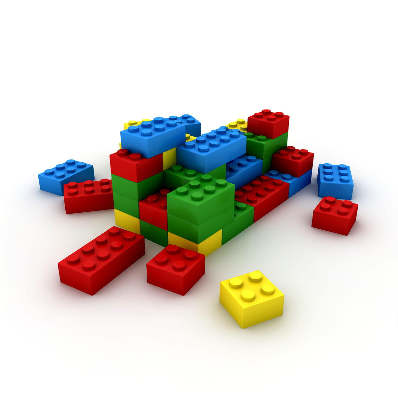 kindergarten 3d model 3ds fbx obj 320421
