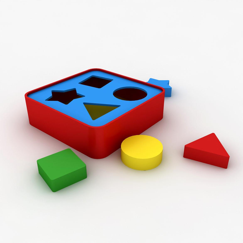 kindergarten 3d model 3ds fbx obj 320425