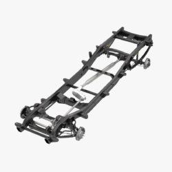 hd pickup truck chassis 4wd ifs 3d model 3ds max fbx blend obj 320617