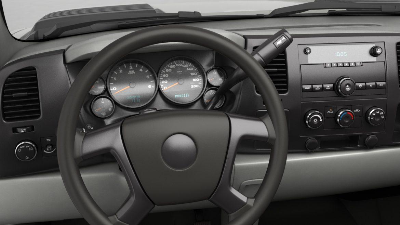generic crew cab pickup truck 17 3d model 3ds max fbx blend obj 320734