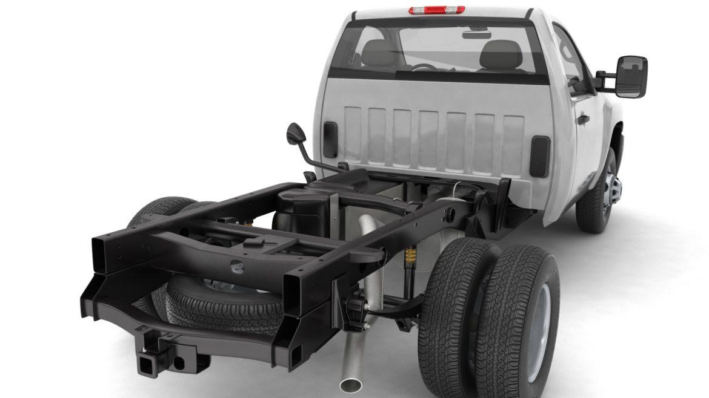 generic dually pickup truck 16 3d model 3ds max fbx blend obj 320808